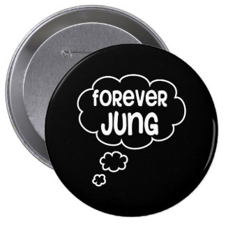 Forever Jung 4 Inch Round Button