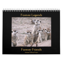 Forever Legends - Calendar