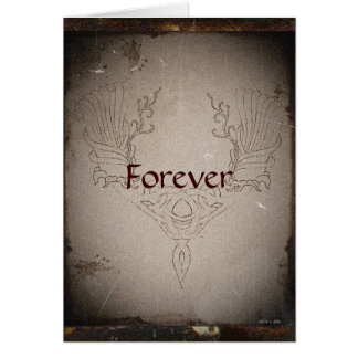 Forever Love Card