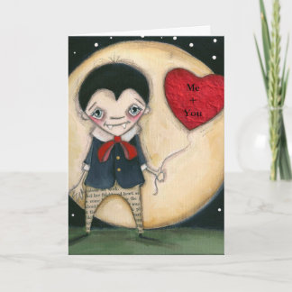 Forever Love - Greeting Card
