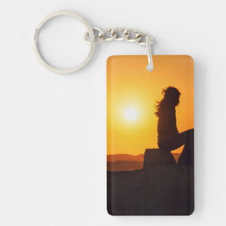 Forever Love Joy Friendship Forever Young Keychain