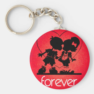 Forever Love Keychain