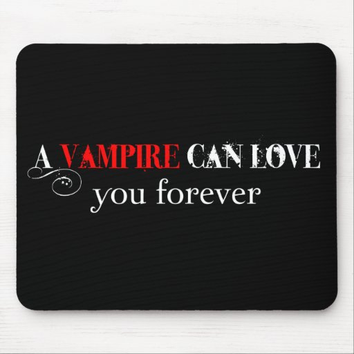 Forever Love Mouse Pad