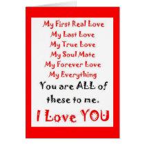 Forever Love Poem