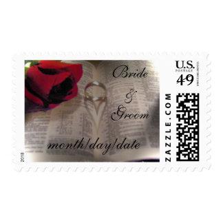 Forever Love Postage Stamp