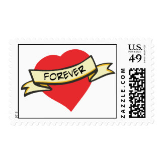 Forever Love Stamps