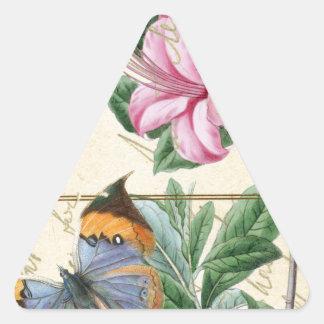 Forever Love Triangle Sticker