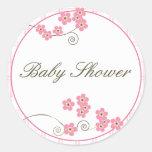 Forever Loved Envelope Seal-pink Sticker