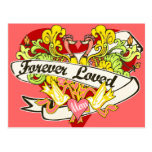 Forever Loved  Mother's Day Postcards