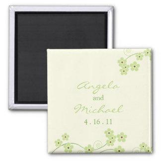 Forever Loved Wedding Favor Magnet-spring Magnet
