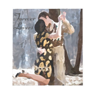 Forever Lovers Notepad