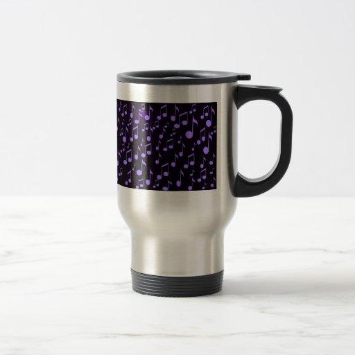 Forever music_ coffee mug