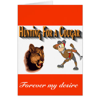 forever my desire Cougar Card