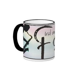 Forever My Husband - The Saxophonist Ringer Coffee Mug