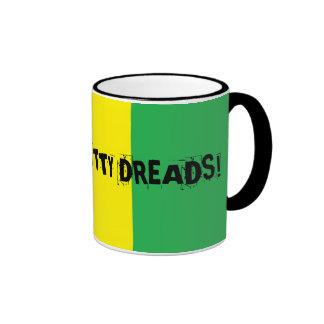 Forever Natty Dreads! Rasta Design Mug