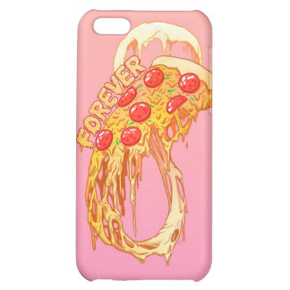Forever Pizza iPhone 5C Cases