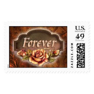 Forever - Postage Stamp