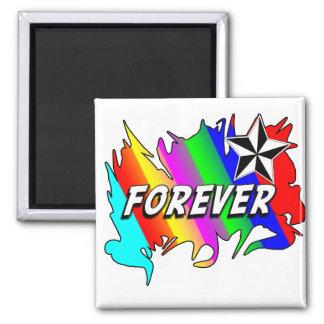 FOREVER REFRIGERATOR MAGNETS