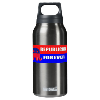 FOREVER REPUBLICAN INSULATED WATER BOTTLE