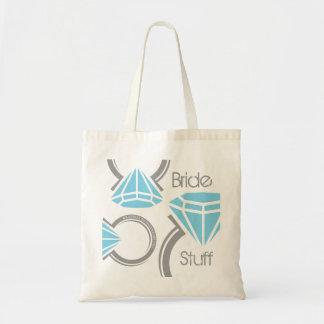 Forever Ring Bride Stuff Custom Bag