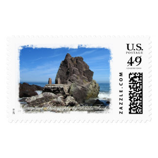 Forever Rock; Mailing Necessities Postage Stamp