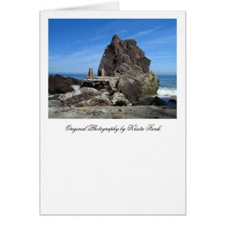 Forever Rock Stationery Note Card