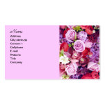 Forever Roses_ Double-Sided Standard Business Cards (Pack Of 100)