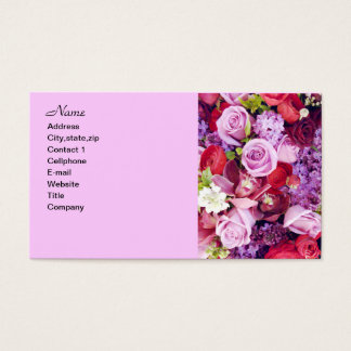 Forever Roses_ Business Card