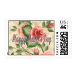 Forever Roses  Happy Mothers Day Postage Stamps