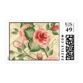 Forever Roses  MOM Stamps