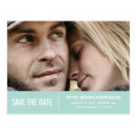 FOREVER | SAVE THE DATE ANNOUNCEMENT POSTCARD
