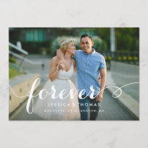 Forever Save the Date Overlay