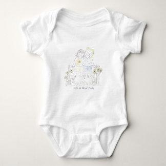 Forever_sisters Baby Bodysuit