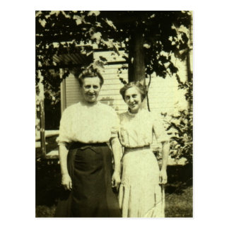 Forever Sisters Postcard