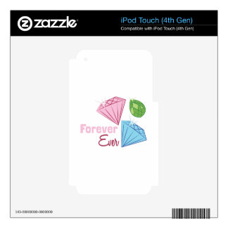 Forever iPod Touch 4G Skins
