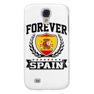 Forever Spain Samsung Galaxy S4 Case