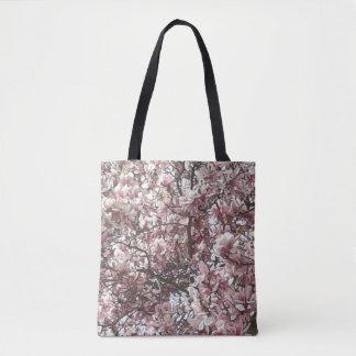 Forever Spring Magnolia Tote Bag