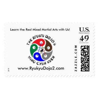 Forever Stamps with Your Favorite Dojo