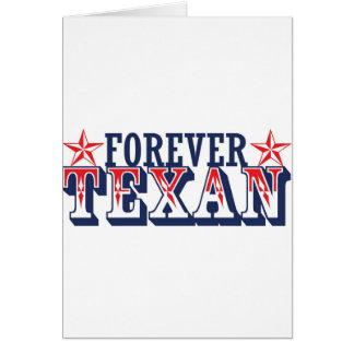 Forever Texan Card