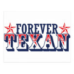 Forever Texan Post Card