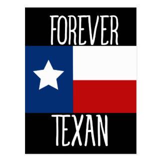 Forever Texan Postcard