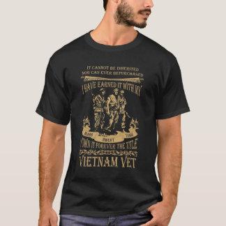 Forever the title Vietnam Vet! T-Shirt
