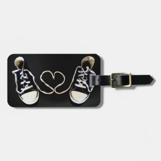 Forever Together custom luggage tag