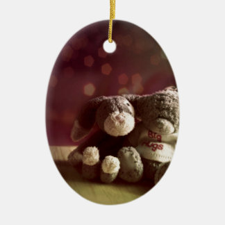 Forever together ornament
