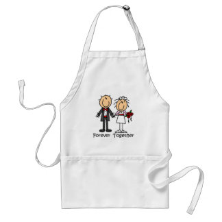 Forever Together T-shirts and Gifts Aprons