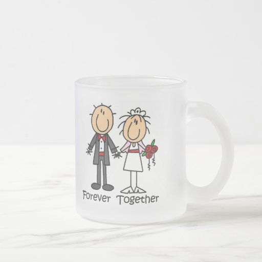 Forever Together T-shirts and Gifts Mugs