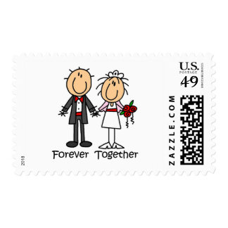 Forever Together T-shirts and Gifts Postage