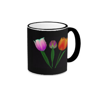 Forever Tulips Coffee Mugs
