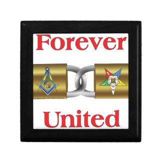 Forever United Keepsake Box