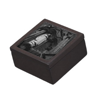 Forever Watching - Gothic Style Keepsake Box